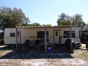1989 Franklin Hunt Camp Trailer
