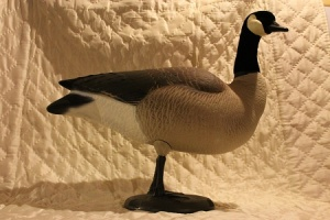 Full Body Cananda Goose Decoys from Four Boys Deco