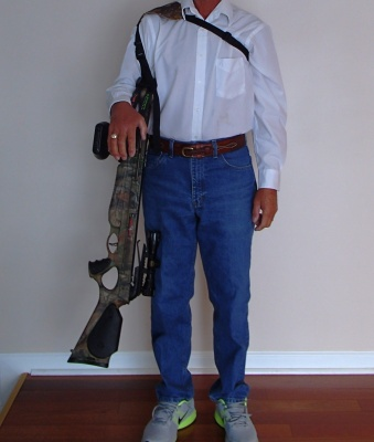 The Crossbo Caddy (Crossbow Sling)