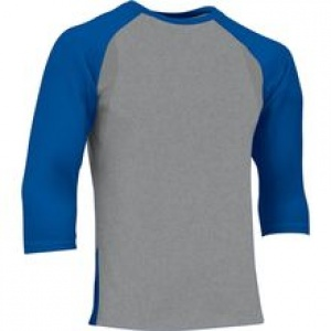 Champro Adult Extra Innings 3/4 Sleeve Baseball Sh