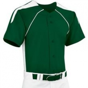 Champro Men's Dri-Gear Full Button Baseball Jersey