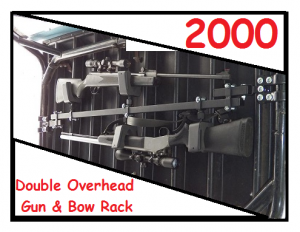 Sure Grip Racks 2000/3000 Double Overhead Rack