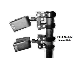 Sure Grip Racks 2115 Straight Mount Set