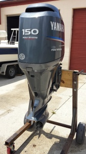 USED 2009-YAMAHA-150-FOUR-STROKE