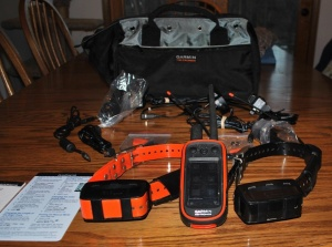 GARMIN Alpha 100 and 4 x TT 15 Dog Collar ;...$650 usd Email us:- aabulai@yahoo.com
