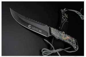 New Columbia hunting knife