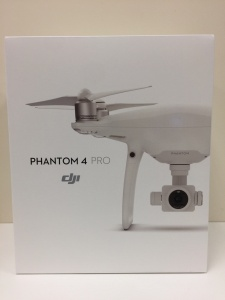 DJI Phantom 4 Pro Quadcopter Drone For Sale!