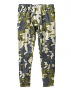 Kuiu Ultra Merino 210 zip off bottoms Verde Camo, new