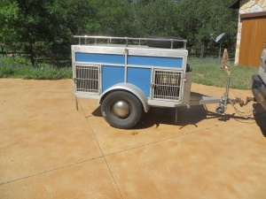 Bush Dog Trailer