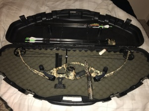 Hoyt Compound Bow ZR200