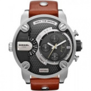 Diesel Dual Time Watch for Men