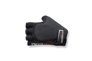 Brand New ProTx Kevlar Armored hand guard archery glove. PROTX Black Full.