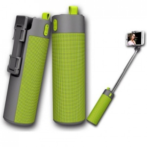 Buy Selfie Stick Bluetooth Speaker Online With Best Deals | Fingoshop.com