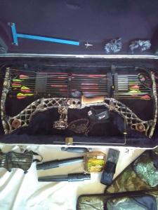 MATHEWS Z7 EXTREME BOW PACKAGE RH
