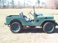 1955 MILITARY JEEP M38A1