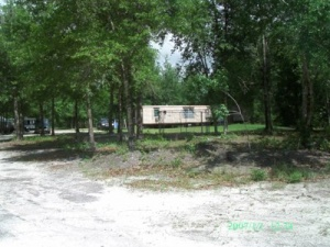 20 Acre Surrounded by State Land with a Singlewide